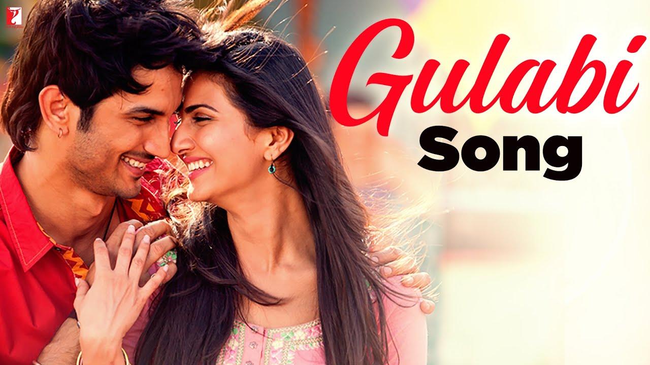 Download Gulabi Song | Shuddh Desi Romance | Sushant Singh Rajput | Vaani Kapoor | Jigar | Priya