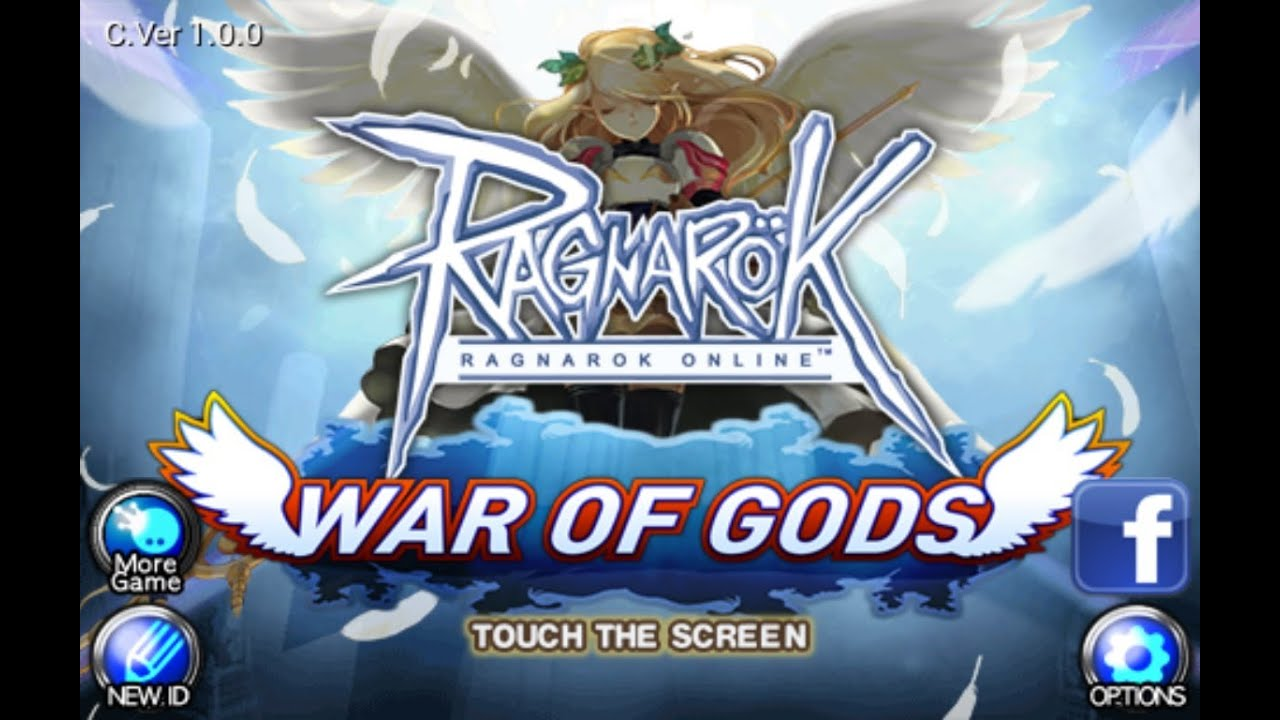 Ragnarok: War of Gods 3 9 5 APK + OBB (Data File) Download