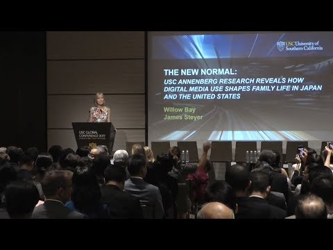 The New Normal Study Presentation by Willow Bay and James Steyer