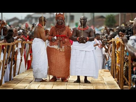 New king for Nigeria's Benin kingdom