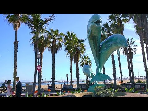 Southern California Trip Part 9 - The best places to visit in Santa Barbara
