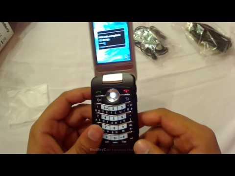 (HD) BlackBerry Pearl 8220 Flip Teil 1 | Videoblog von BestBoyZ.de