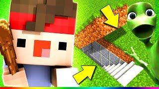 LA BASE SEGRETA DI DAME TU COSITA!! — Vita Reale | Minecraft ITA (Roleplay)