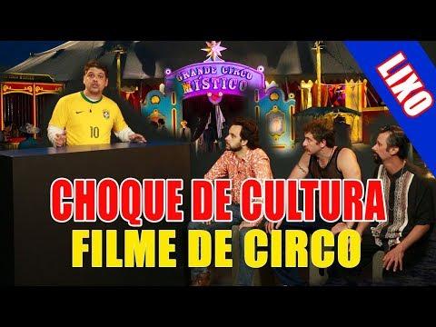 CHOQUE LIXO: Filme de Circo