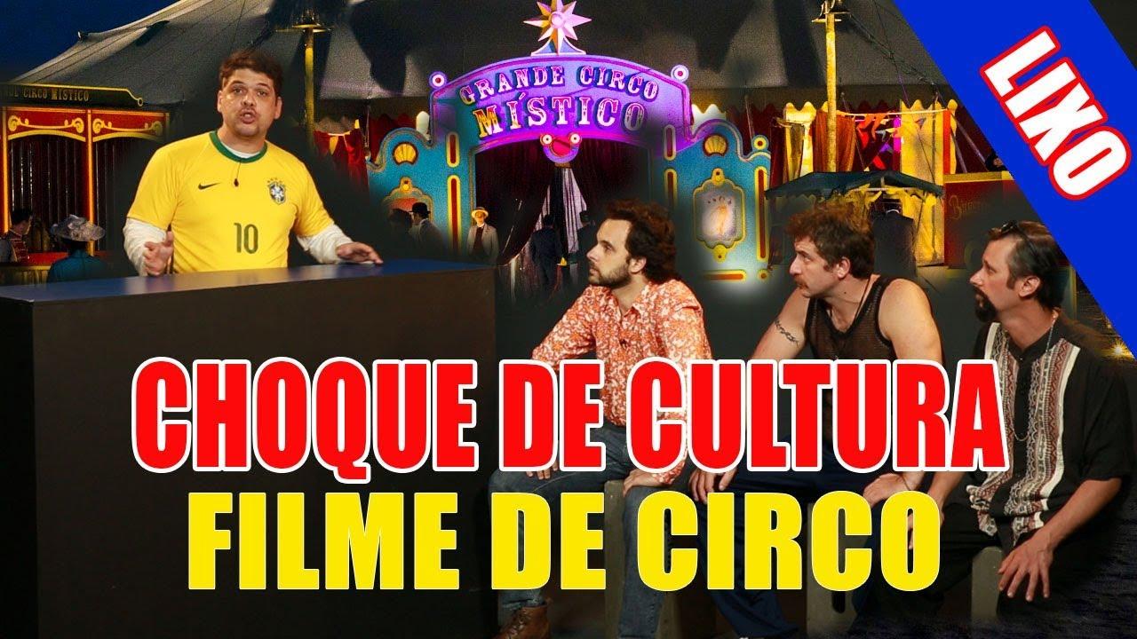 Choque Lixo Filme De Circo Youtube