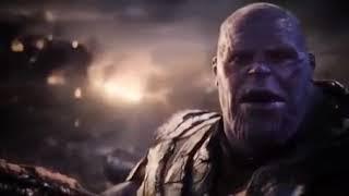 Avenger endgame: finishing by Tony Stark