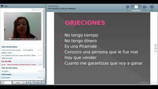 JULY RODRIGUEZ - MANEJO DE OBJECIONES