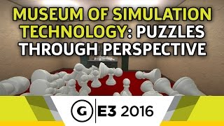 Museum of Simulation Technology: Puzzles Through Perspective - E3 2016