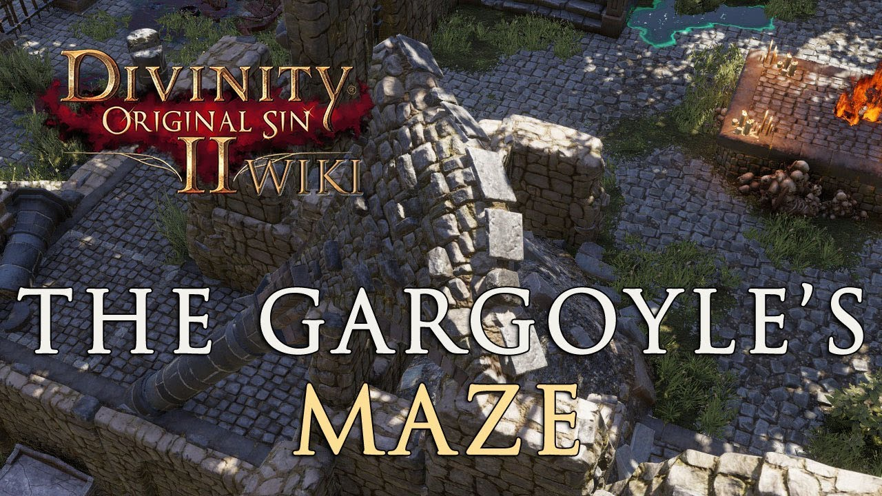 The Gargoyle's Maze   Divinity Original Sin 2 Wiki