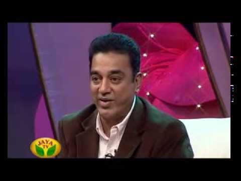 Kamal Haasan in Aaha Rasigan Nalla Rasigan - Pongal Special Program by Jaya Tv Travel Video