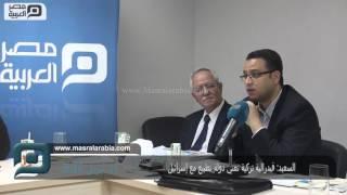 مصر العربية | السعيد: فيدرالية تركية تعني دولة تطبيع مع إسرائيل