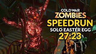 Mauer Der Toten Solo Easter Egg Speedrun 27:23