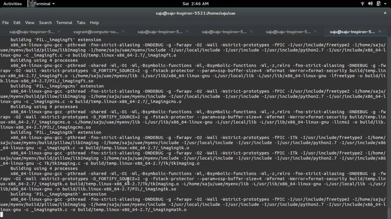 How to fix python ImportError: No module named PIL - YouTube