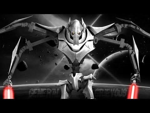 GENERALE GRIEVOUS: Il guerriero che divenne cyborg