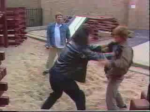 Scott Rhodes - Stuntman/Martial Artist - 1994