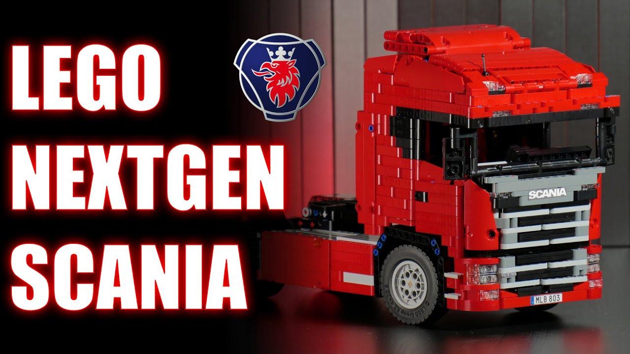 Lego NextGen Scania S730