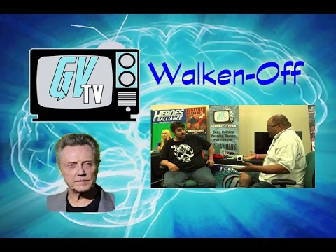 "The ""Walken-Off"" @ Hero Con 2015"