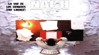 13.- Nach Scratch ft. Faf Larage - La voz De Los Grandes [Poesía Difusa]