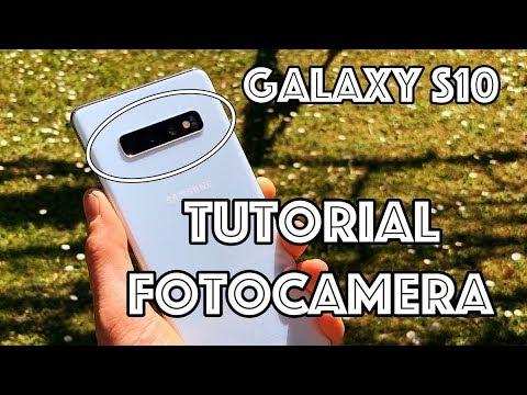 Come usare AL MEGLIO la tripla fotocamera di GALAXY S10/S10+ (Tutorial ITA)