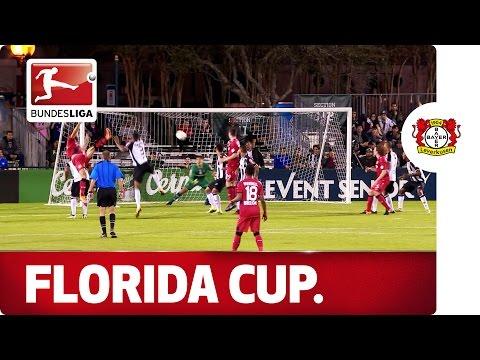 Highlights: Bayer Leverkusen vs. Atlético Mineiro - Florida Cup