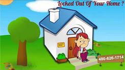 Chandler Locksmith - Home Lockout 480-626-1714