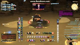 Cutters Cry Level 38 Dungeon First Boss Guide Final Fantasy XIV ARR