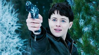 Девушка, которая застряла в паутине — Русский трейлер (2018)