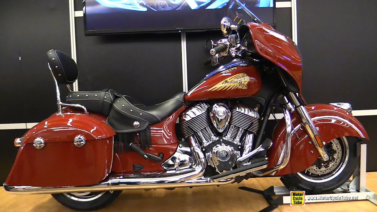 2015 indian chieftain walkaround 2015 salon moto de - Salon de moto montreal ...