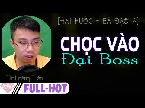 [FULL] Chọc Vào Đại Boss ♥ Truyện ngôn tình trọn bộ vì sếp quá bá đạo Mc Hoàng Tuấn kể