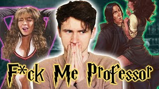 snape-gives-hermione-extra-credit-fanfiction-friday