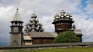 Чёрный кофе   Деревянные церкви Руси