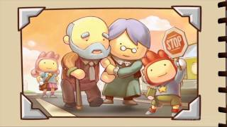 Scribblenauts Unlimited Ending