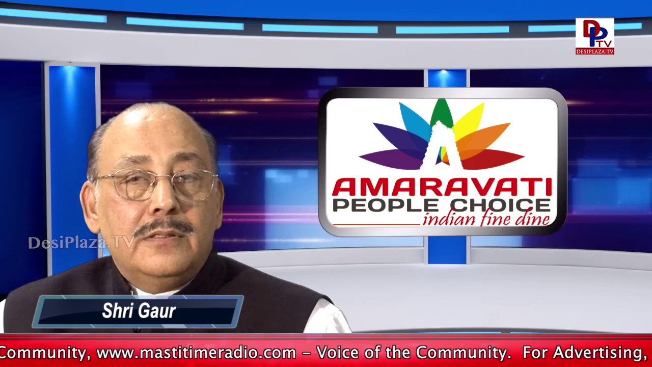 Dallas Mirror || Part 2 - Face to Face with Shri Gaur, Community Leader || Desiplaza || Dallas