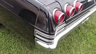 4 Speed 1965 Impala SS Cold Crank 8 11 18