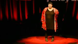 Coral rekindling Venus: Lynette Wallworth at TEDxSydney
