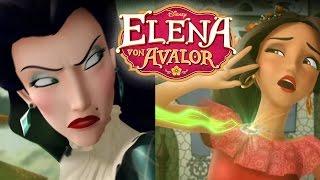 Elena von Avalor - Clip: Die Vorgeschichte aus Folge 1 | Disney Channel