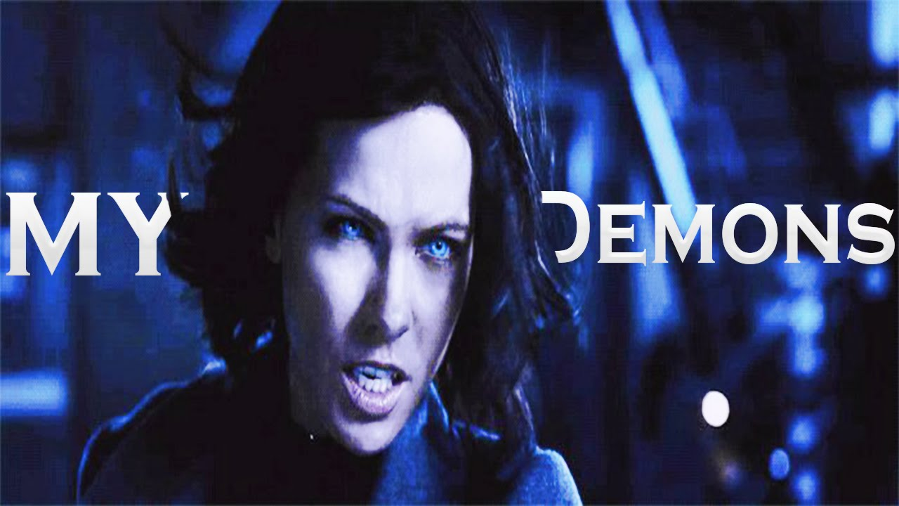 Selene My Demons Underworld Blood Wars Youtube