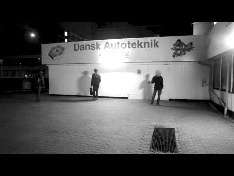 Bombing in Copenhagen summer 2013. (Graffiti documentary).