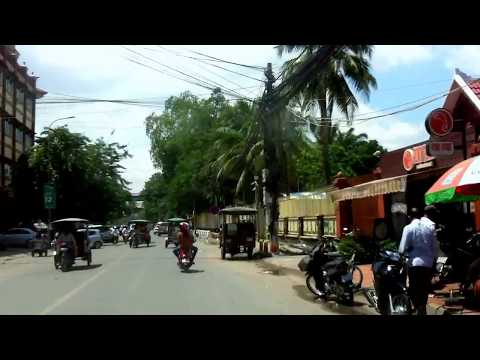 Phnom Penh, The Capital of Cambodia, Asian Travel and Tours and Sightseeing