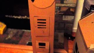 Repeat youtube video Cardboard creations