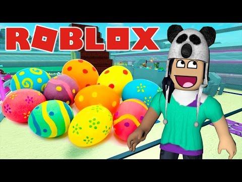 FÁBRICA E CAÇA DE OVOS DE PÁSCOA | Roblox (Egg Hunting Tycoon!) #1