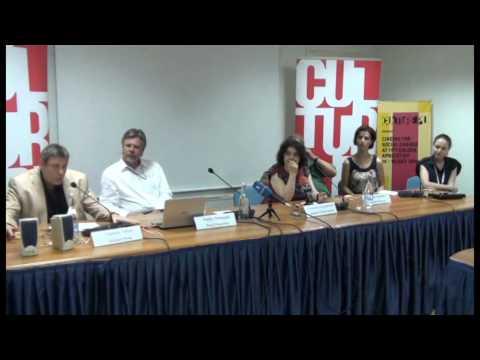 Press Conference with Pavel Potorchin, Richard Pena, Adam Mihnik and Susanna Harutyunyan