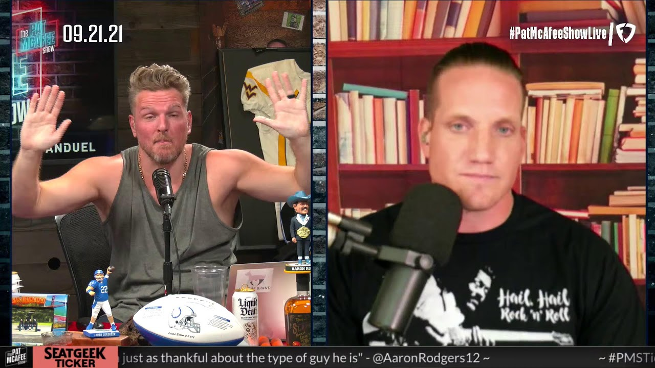Download The Pat McAfee Show | Tuesday September 21st, 2021