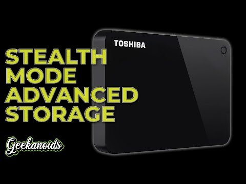 Toshiba Canvio Advance 2TB Portable Hard Drive Review
