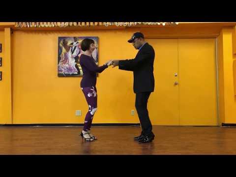 World 1st Salsa Dancing for Intermediate Livestream (FULL BREAKDOWN)