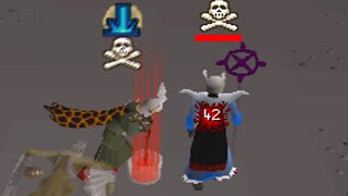 Why are these Weapons NEVER used In Runescape PvP