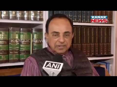 VHP Stops Ram Temple Campaign: Reaction Of Subramanian Swamy