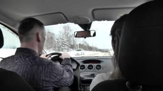 Тест-драйв Peugeot 408 от автомобильного портала Томска Avtoritet.su