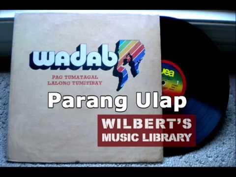 PARANG ULAP - Wadab