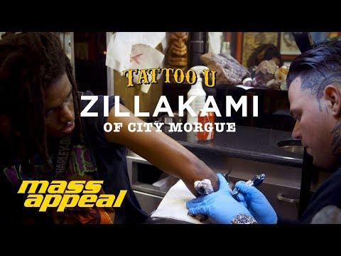 Tattoo U with ZillaKami (feat. Denzel Curry) | Mass Appeal